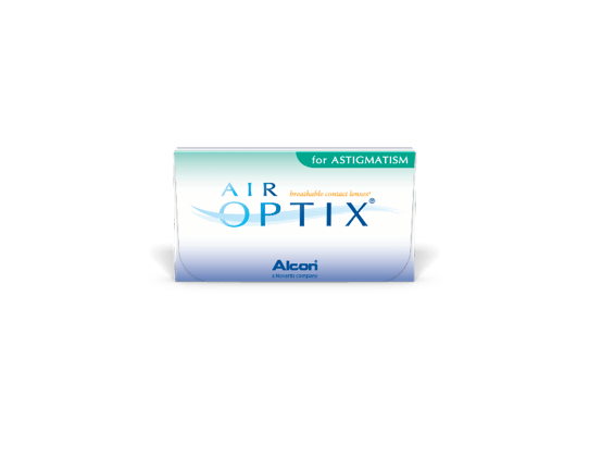 Air Optix® Astigmatism