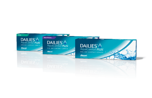 Dailies® AquaComfort® Plus