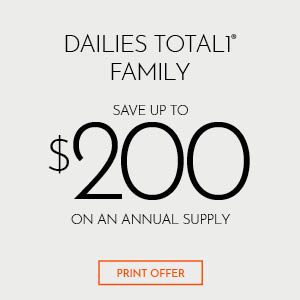 Dailies Total1 Family Save Up To $200